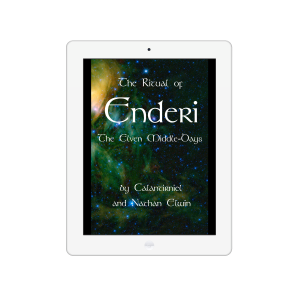 Enderi Elven Magic Ritual Spirituality Meditation Tolkien Elves Elvish Calantirniel Nathan Elwin