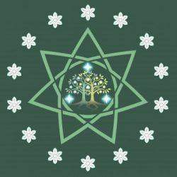 Tie eldalieva Elven Spiritual Path New Elven Star Alternative Septaquetra